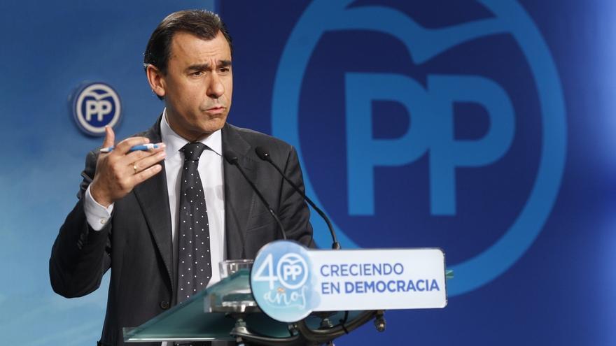 """Maillo responde a Cs que la reunión de Rajoy y Rivera era para tratar """"cuestiones de Estado"""", no iniciativas de partido"""