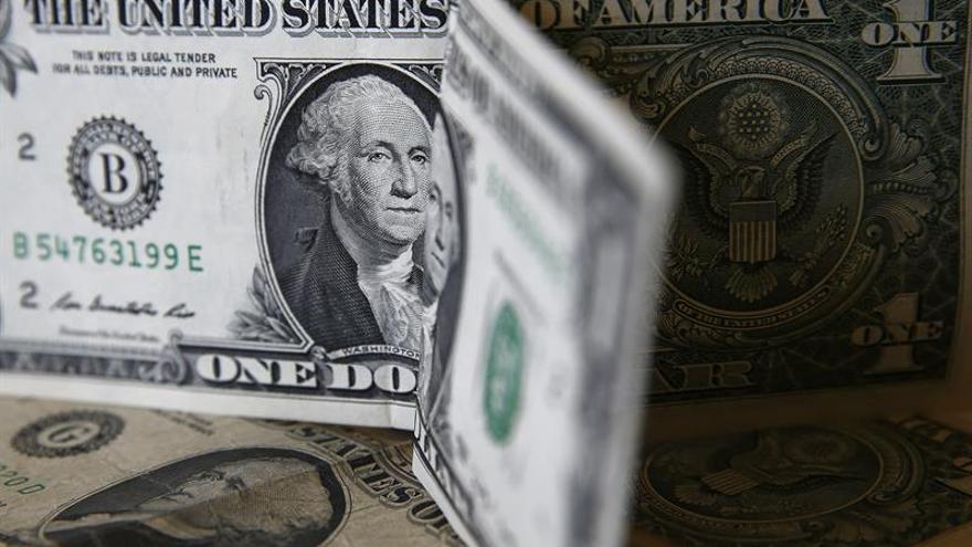 El déficit comercial de EE.UU. aumentó a 50.500 millones de dólares en noviembre de 2017