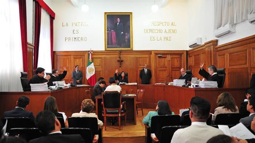 La Corte Suprema de México rechaza discutir el amparo sobre uso lúdico de marihuana