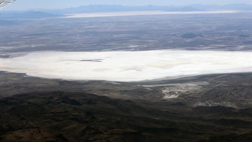 El lago Poopó de Bolivia recupera un tercio del agua que tenía antes de secarse