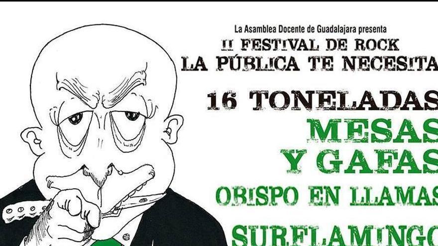 Festival La Pública Te Necesita