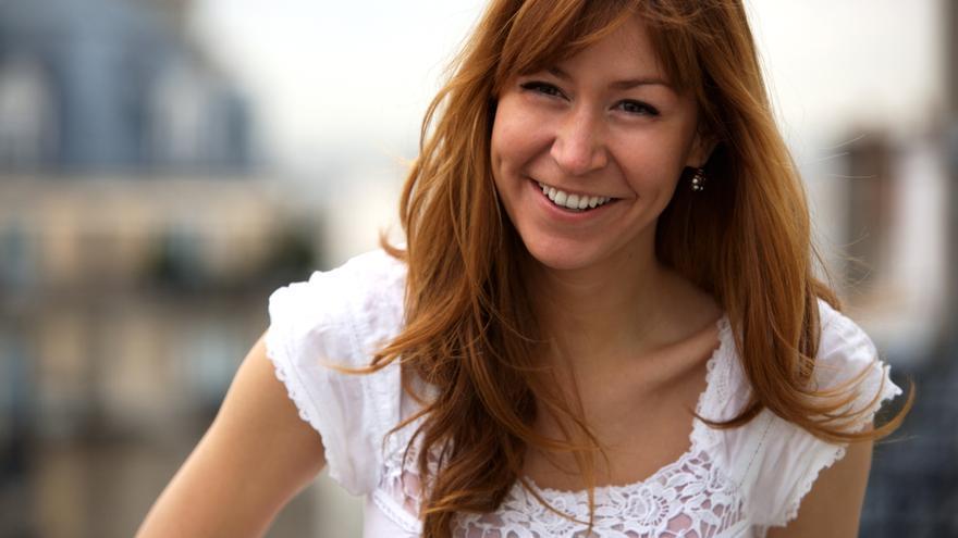Diana Fabianova, directora del documental 'Monthlies'.