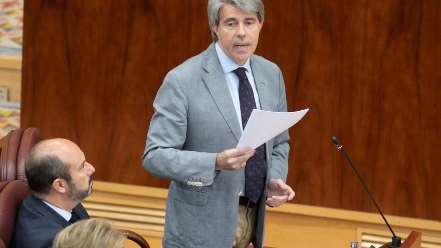 Garrido asegura que nunca ha visto 'causa-efecto' entre que ganara Cospedal y su candidatura en 2019