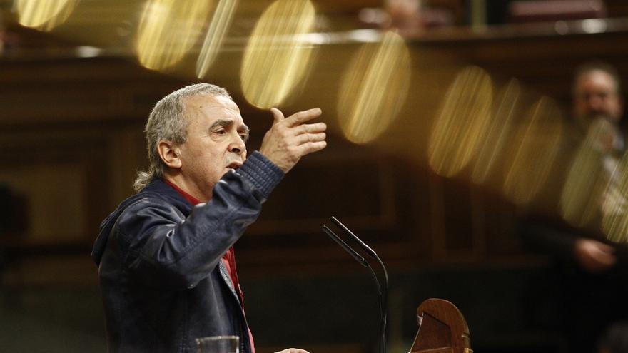 Amaiur lleva a votación en el Congreso un compromiso de respeto a lo que decida la mayoría social de Euskadi y Navarra