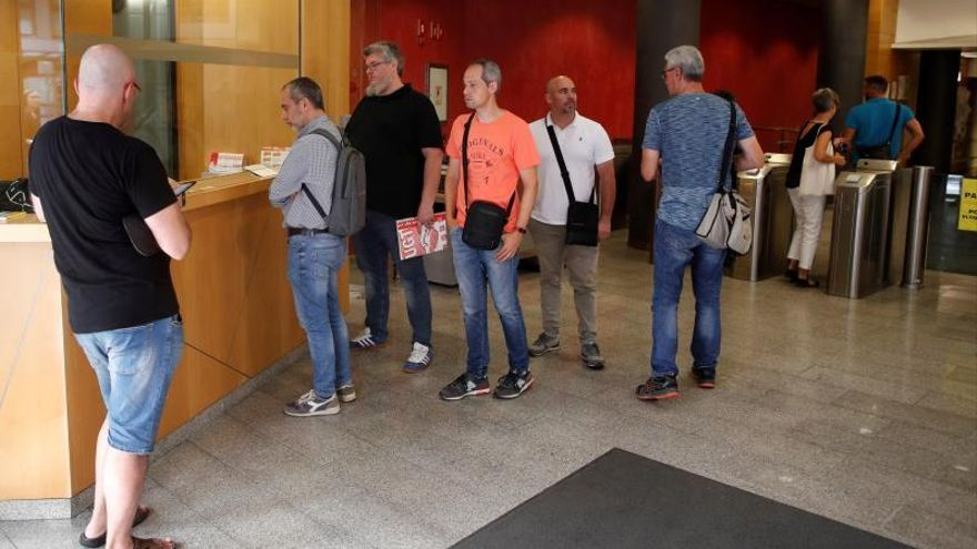 Desconvocada la huelga de los trabajadores de tierra de Iberia en El Prat