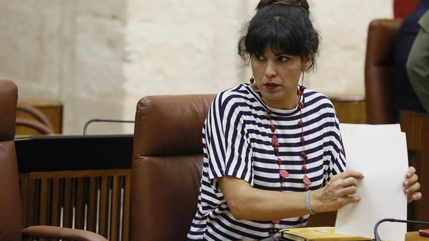 """El sector Anticapitalistas de Podemos reconoce la """"nueva República catalana"""""""