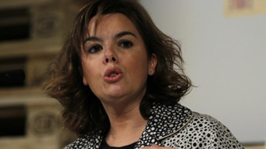 Vicepresidenta Del Gobierno, Soraya Sáenz De Santamaría
