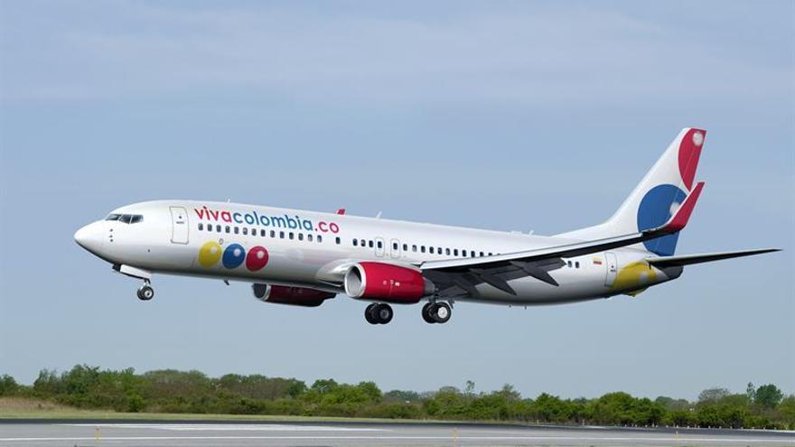La aerolínea VivaColombia anuncia dos nuevos vuelos internacionales