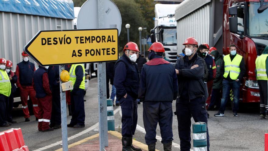 El cierre de Endesa en As Pontes podría afectar a hasta 2.000 empleos