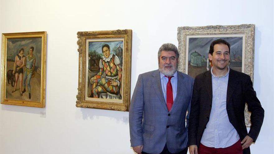 """Celso Lagar, un pobre genio de la pintura que """"resucita"""" en Ciudad Rodrigo"""