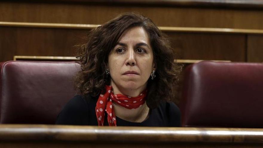 """Irene Lozano (UPyD) dice """"que nadie tenga duda de que vamos a quedarnos"""""""