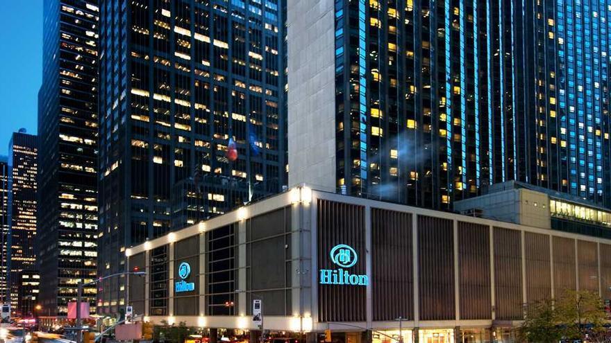 Hotel Hilton de Nueva York