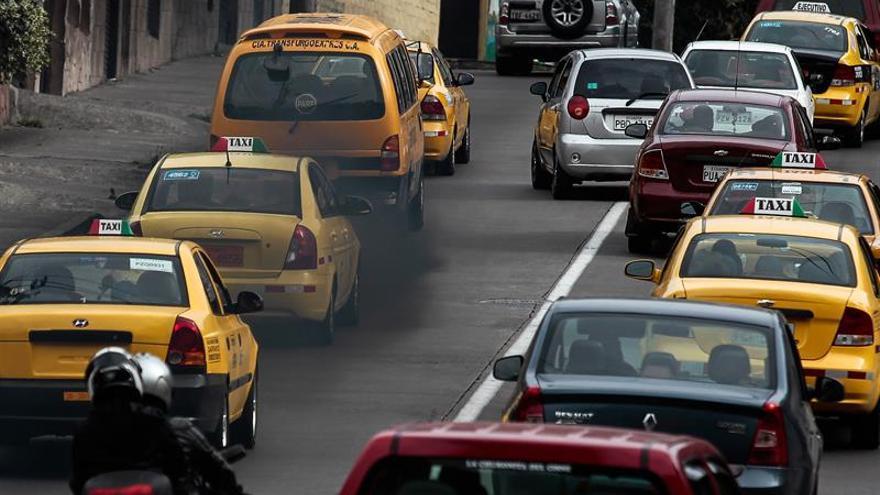Los pesticidas y los perfumes contaminan el aire urbano al nivel de los vehículos