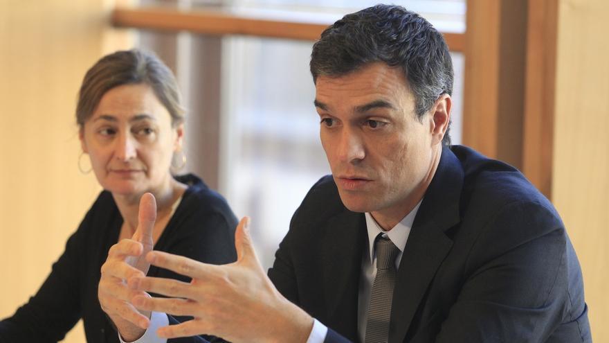 """Miembro de la dirección del PSOE: """"No entiendo a santo de qué se reúne Zapatero con los dirigentes de Podemos"""""""