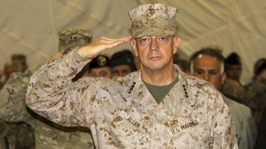 La OTAN investiga el perfil de los insurgentes camuflados que atacan a tropas