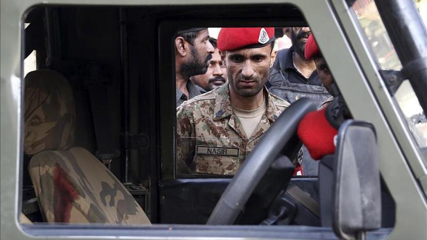 Al menos 4.000 muertos tras año y medio de ofensiva militar en Pakistán