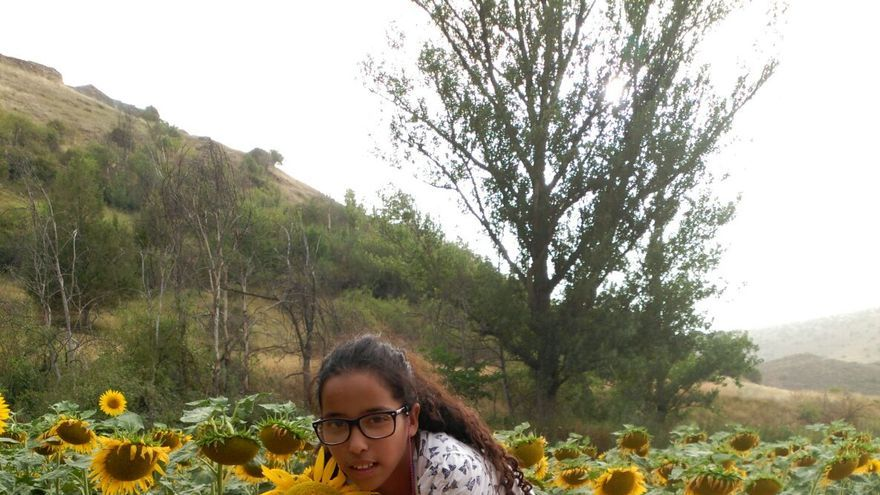 Niños saharauis en Guadalajara