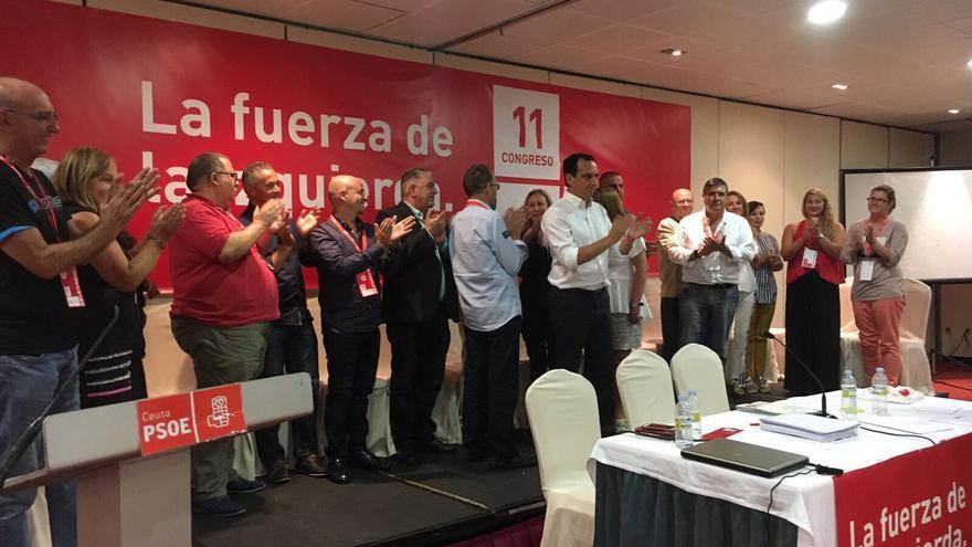XI Congreso Ordinario Regional del PSOE de Ceuta