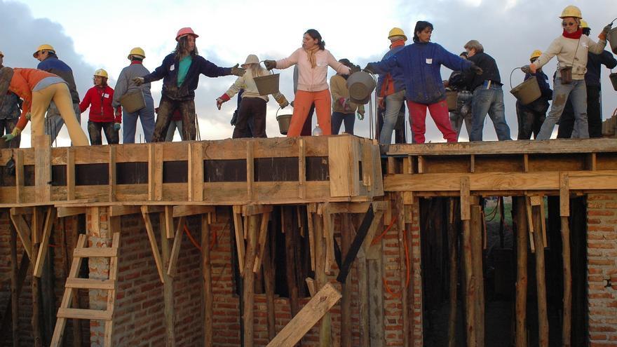 Foto: Federación Uruguaya de Cooperativas de Vivienda por Ayuda Mutua (FUCVAM)