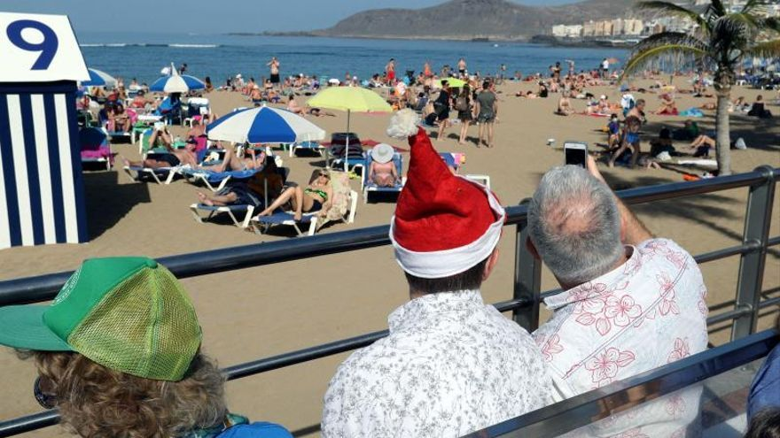 El turismo español tuvo un superávit de 3.764 millones en octubre, 0,7 % más