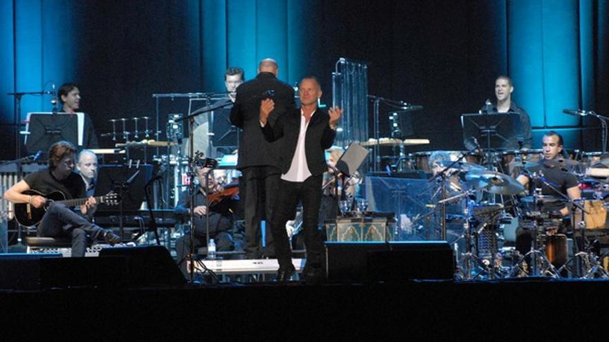 Del concierto de Sting #20