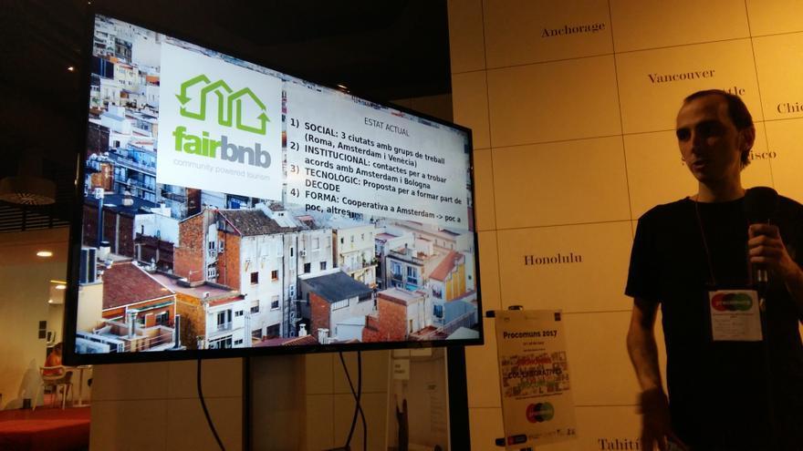 Fairbnb es una alternativa que piensa en los vecinos y en los comercios locales