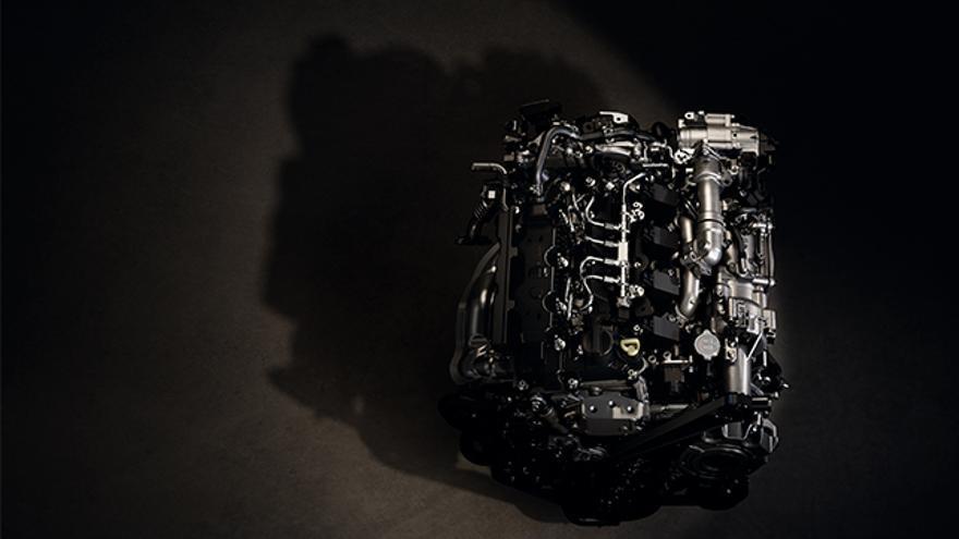 El motor Skyactiv-X, disponible en el nuevo Mazda CX-30 y en el Mazda3.