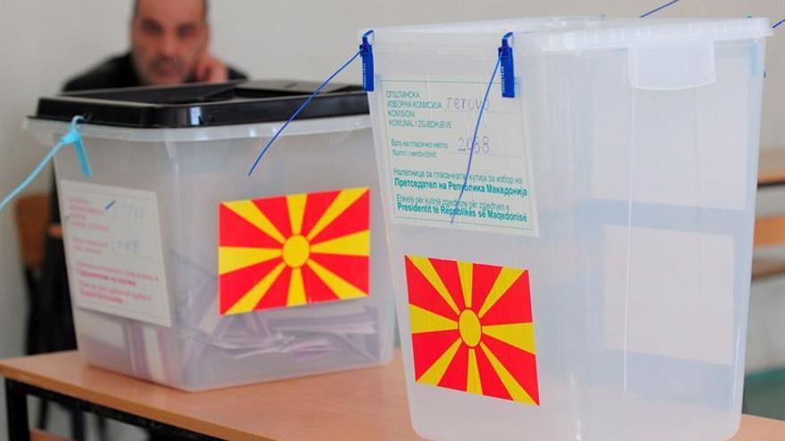 Partidos macedonios acuerdan celebrar elecciones anticipadas el 11 de diciembre
