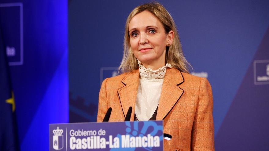 Carmen Casero, Consejera de Economía y Empleo de Castilla-La Mancha / Foto oficial