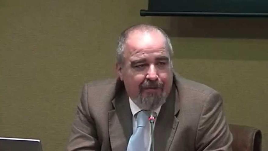 José Muelas, decano del Colegio de Abogados de Cartagena