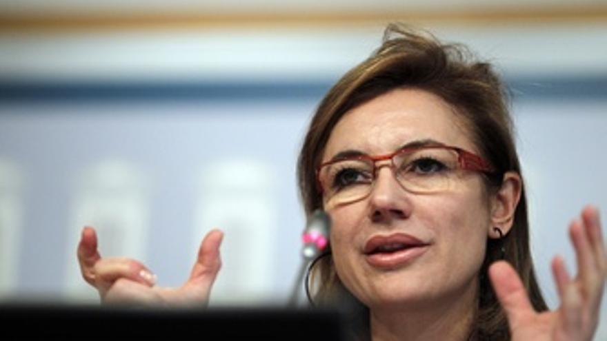 Secretaria De Estado De Presupuestos, Marta Fernández Currás