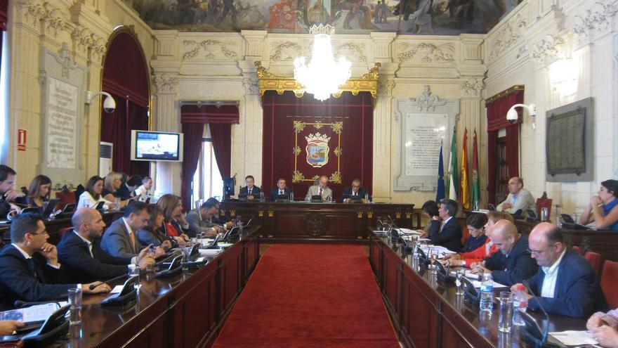 El conflicto laboral de Limasa centrará el pleno de este jueves del Ayuntamiento de Málaga