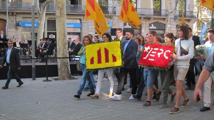 Marta Rovira (ERC) defiende que lo que está en juego es el derecho a votar