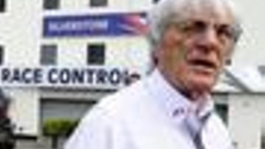 Ecclestone rechaza la última oferta de Donington Park, que tiene hasta el lunes para llegar a un acuerdo