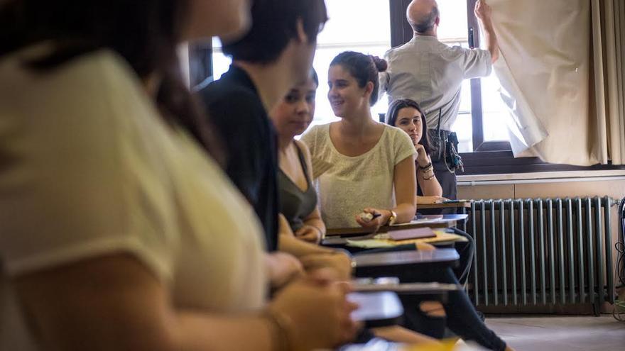 Imagen de archivo de una universidad de Catalunya