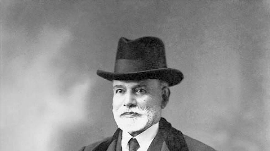Adolfo Cabrera Pinto.
