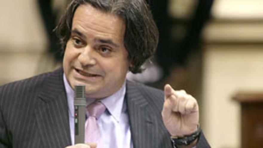 Jorge Rodríguez, consejero de empleo. (CANARIAS AHORA)