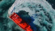 Un muerto y un desaparecido en un nuevo naufragio de una patera en el Estrecho