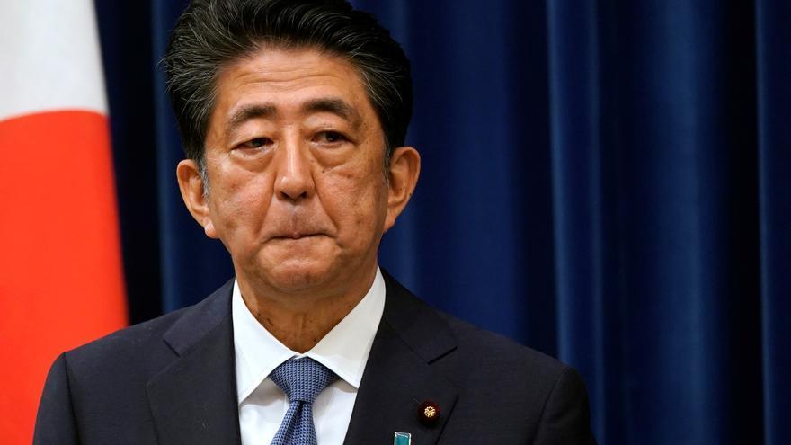 El partido de Abe elegirá a su sucesor el 14 de septiembre