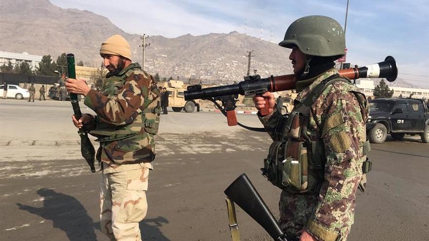 Al menos 7 muertos en un atentado contra la agencia de inteligencia afgana en Kabul