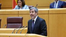 Fernando Clavijo en el Senado