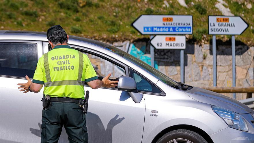 Los madrileños huyen a la sierra de vacaciones
