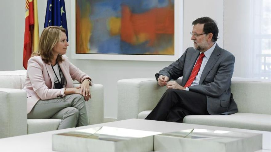 Rajoy y Quiroga apuestan por evitar la ruptura con el PNV en la pacificación