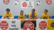 Los artículos cuestionados de la ley antidesahucios de Andalucía se aplican en Cataluña