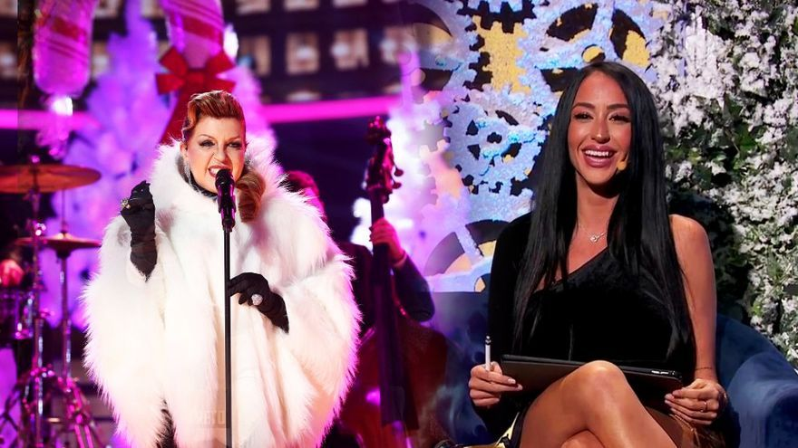 La semifinal de 'La casa fuerte' y el especial Navidad de 'Tu cara me suena' firman tablas en su duelo