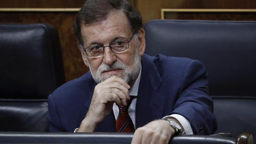 Rajoy exhibirá mañana en Cataluña su mensaje de firmeza frente al 1-O