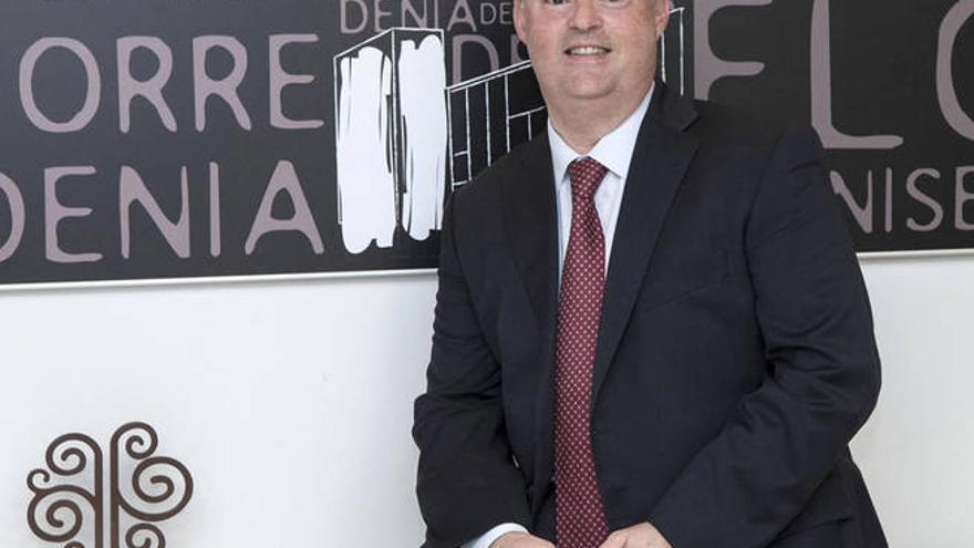 El consejero delegado de Ribera Salud, Alberto de Rosa.