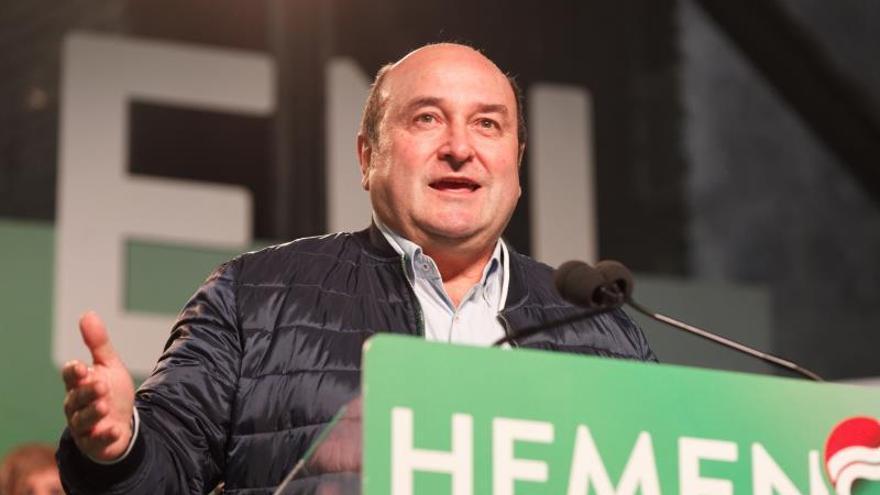 Ortuzar recuerda al PSOE que