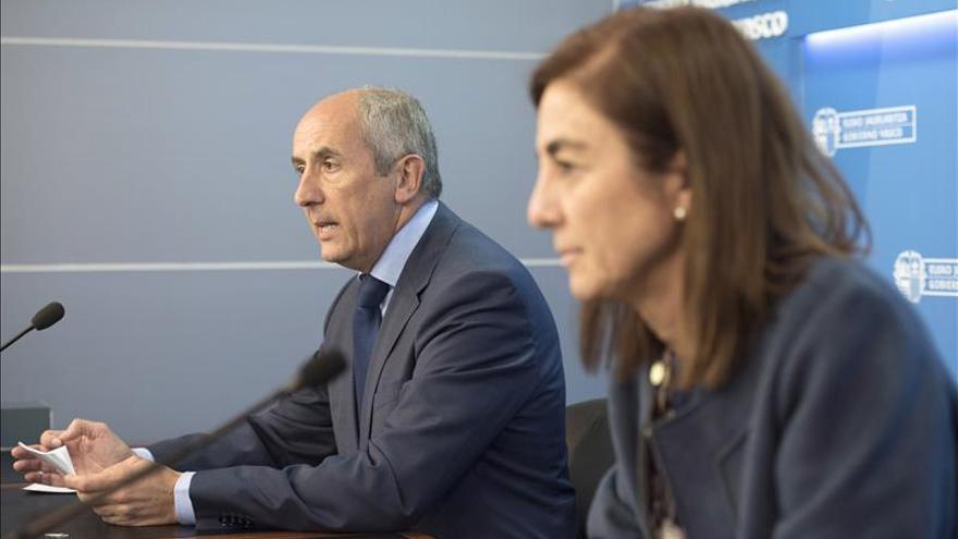 """El Gobierno Vasco está """"empeñado"""" en buscar la máxima unidad en memoria y paz"""