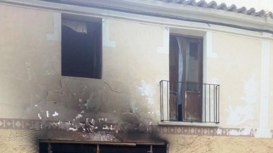 Bomberos intervienen en tres incendios en Caparroso, Gazolaz y Usetxi